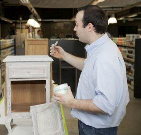 Doe het zelf: Water- of solventgedragen lak