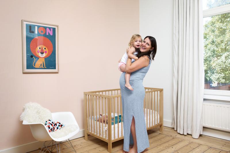 Kinderkamer Met Pastelkleuren : Kinderkamer schilderen colora be