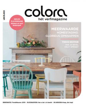 Colora magazine Lente 2019