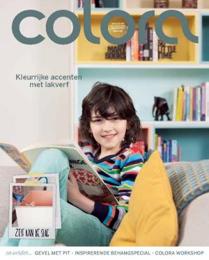 Colora magazine April 2014