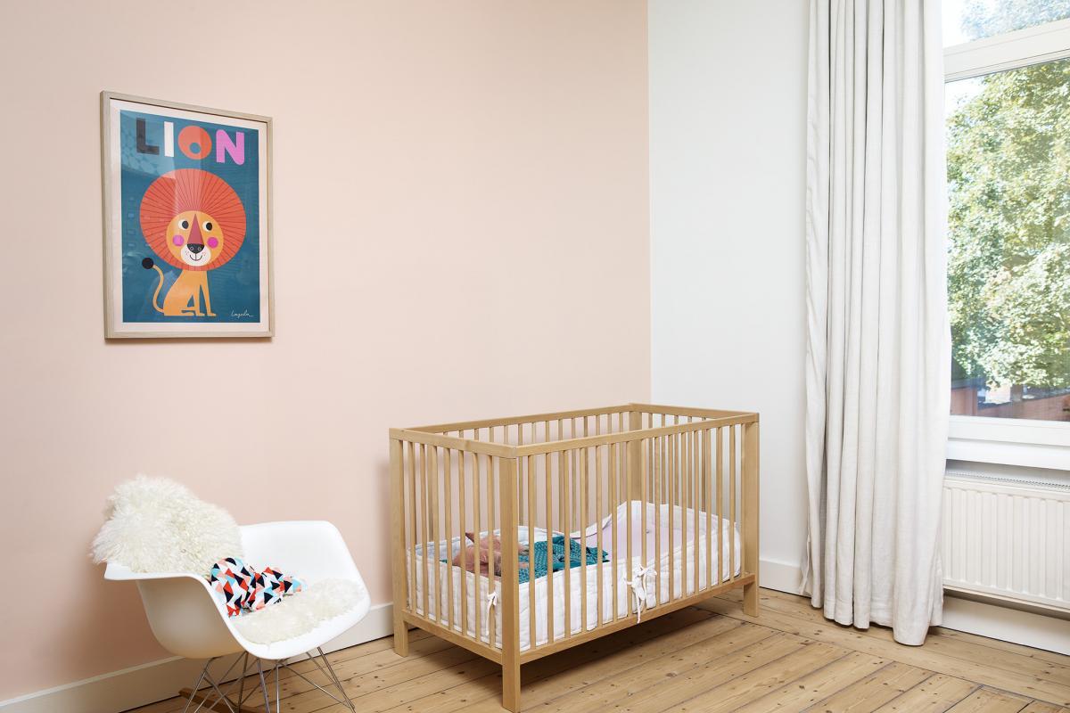 Inspiratie om de kinderkamer te schilderen