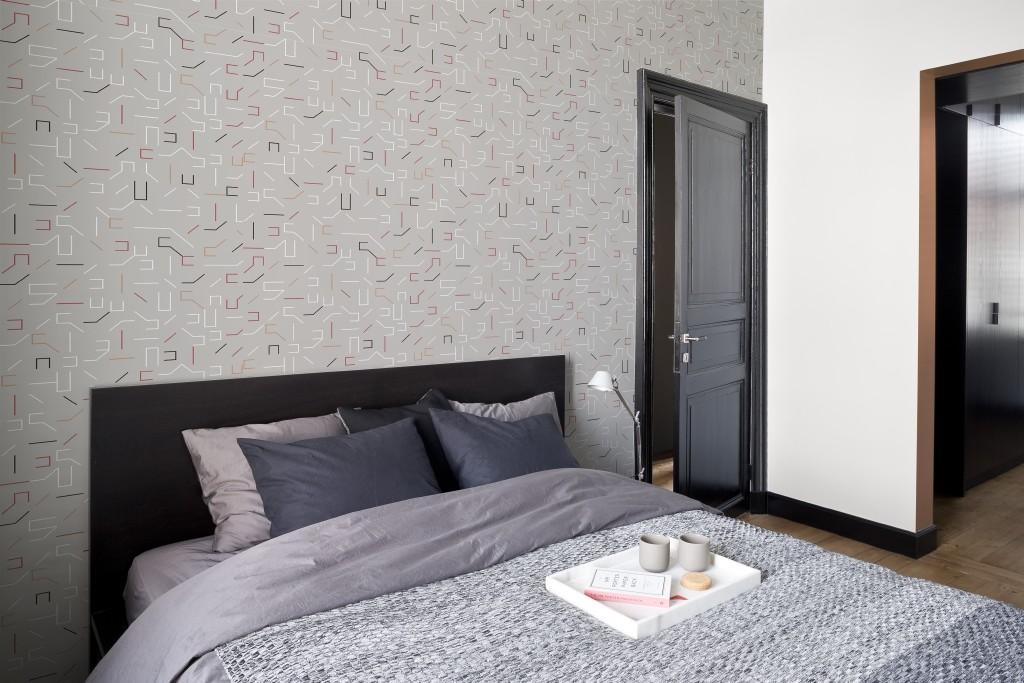 Behang je slaapkamer