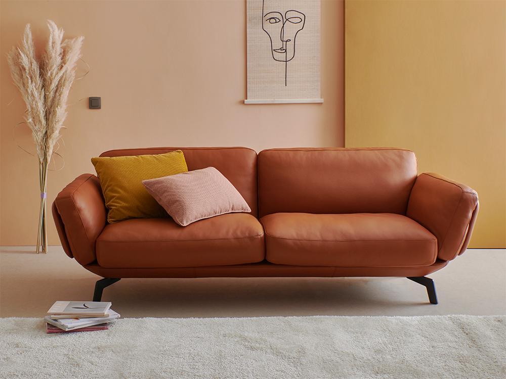In elk interieur geven zachte kleuren een gevoel van warmte en veiligheid.