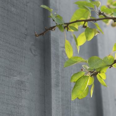 Inspiratie: houten wand buiten grijs schilderen