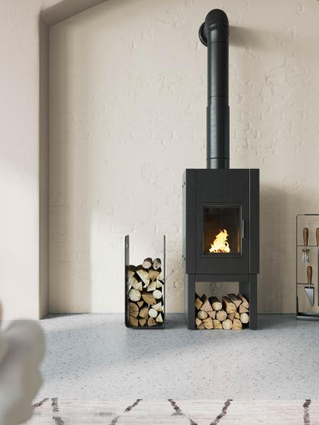Breng warmte in huis door combinatie van verschillende texturen en structuren