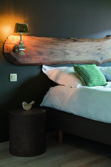 schilder je slaapkamer zwart colorabe