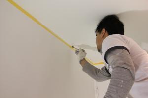Hoe schilder je een plafond?