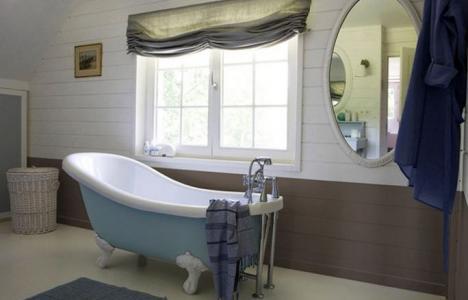 Blog - De mooiste kleuren om je badkamer te verven - colora.be