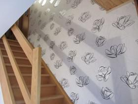 Bestaand behang verven: tips & tricks