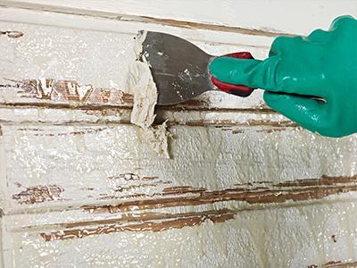 Oude verf verwijderen: hoe ga je te werk?