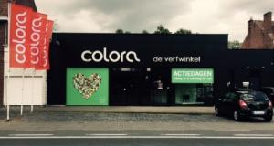 Verfwinkel Colora Veurne
