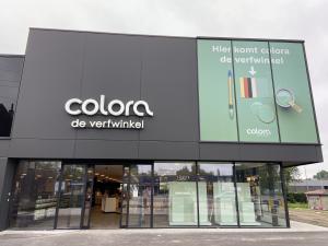 Verfwinkel COLORA HASSELT