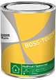 Afwasbare verf Boss-touch
