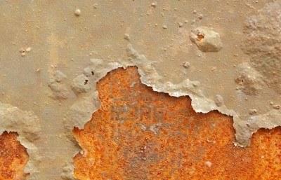 IJzer en staal verven: roest overschilderen