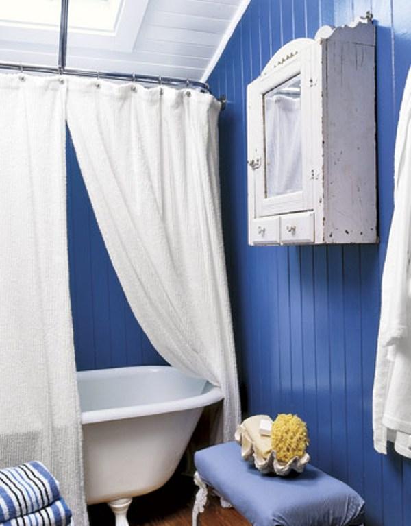 Blog de mooiste kleuren om je badkamer te verven - Badkamer turkoois ...