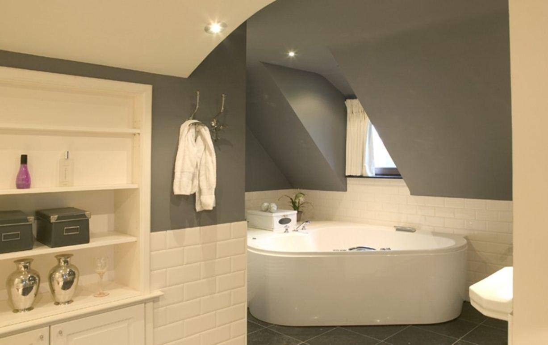 Trendy Kleuren Badkamer : Kleuren voor badkamer