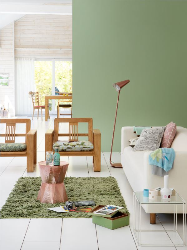 Blog - Interieurtrends: een koper kleur in je interieur - colora.be