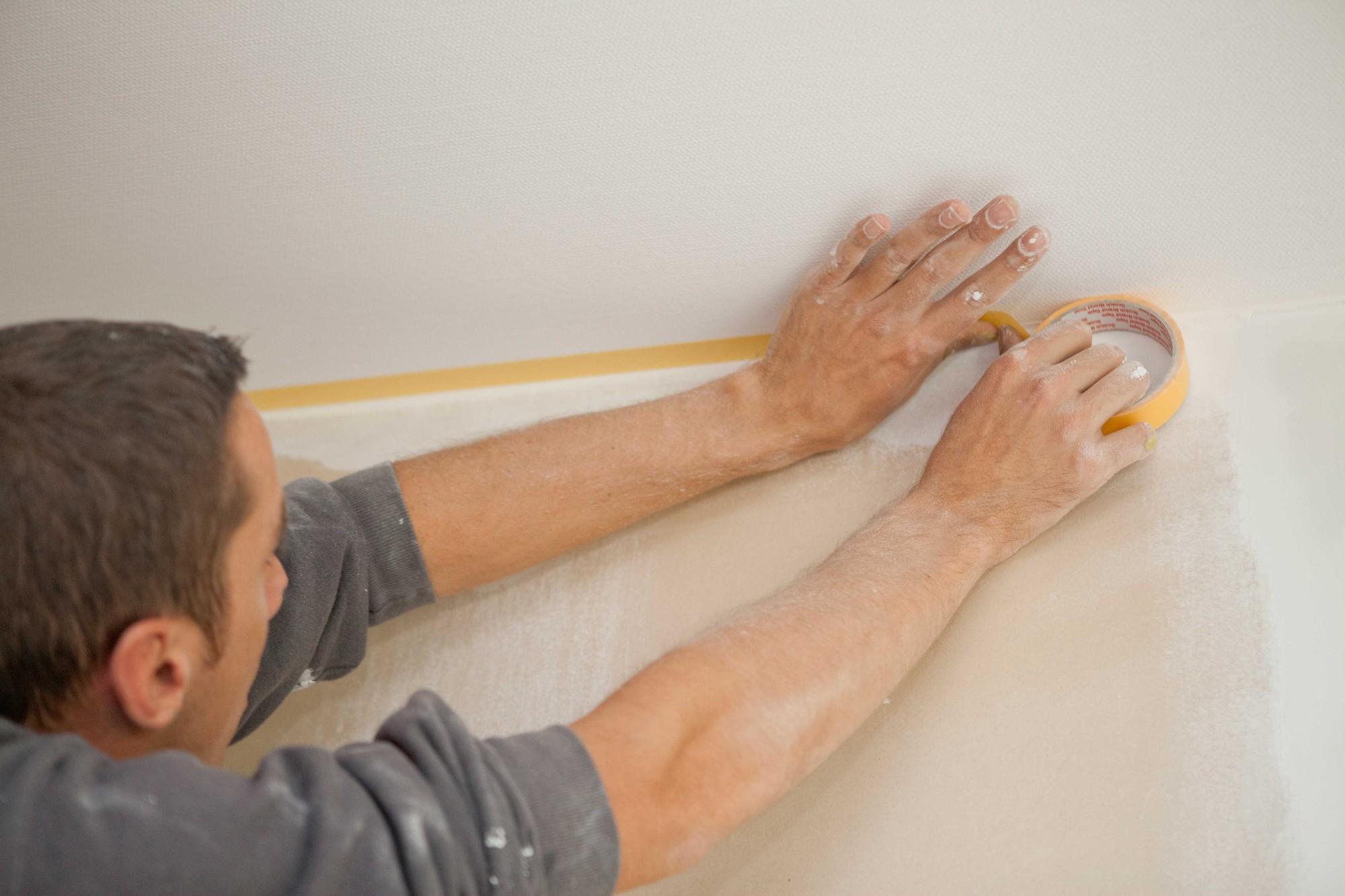 De 5 meest gemaakte fouten: schilderen van binnenmuren