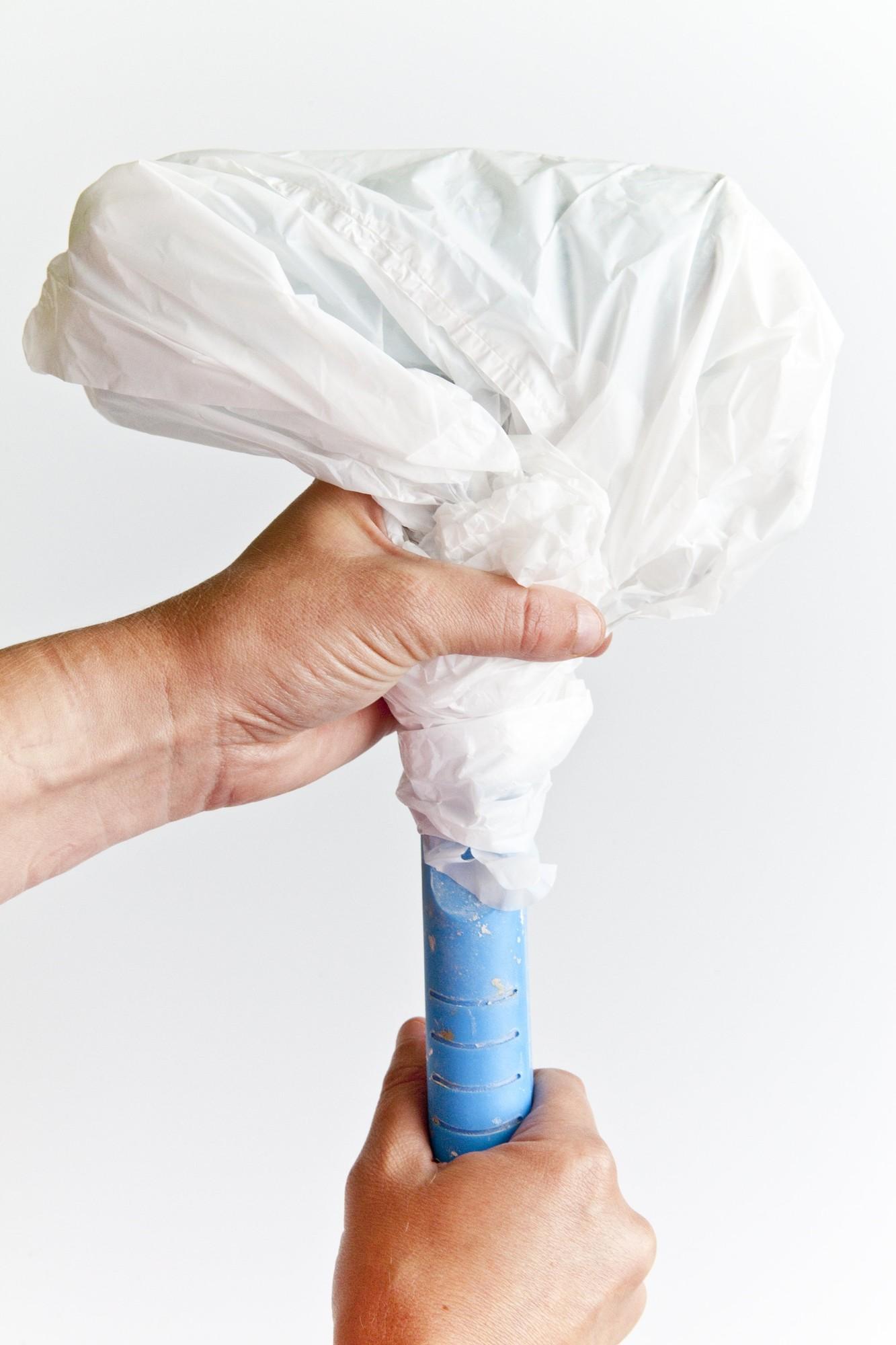 Verfborstels en verfrollen uitwassen: Do's en don'ts