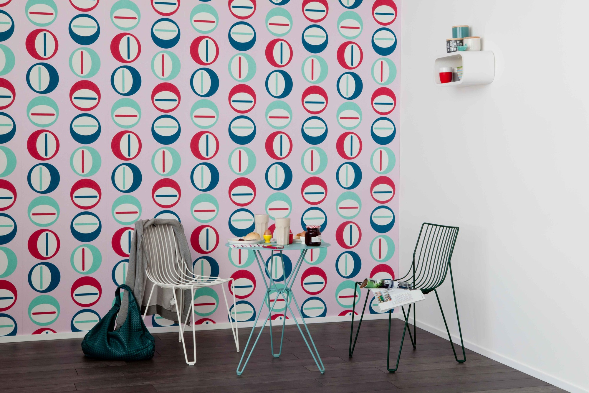 Trends in behang: de juiste sfeer met We Are Colour