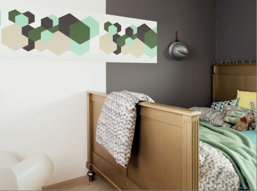 Creatief met behang: 5 leuke toepassingen voor jouw woning!