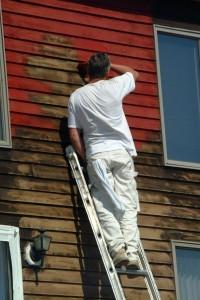 Onderhoud tuinhuis: hoe een geverfd tuinhuis onderhouden?